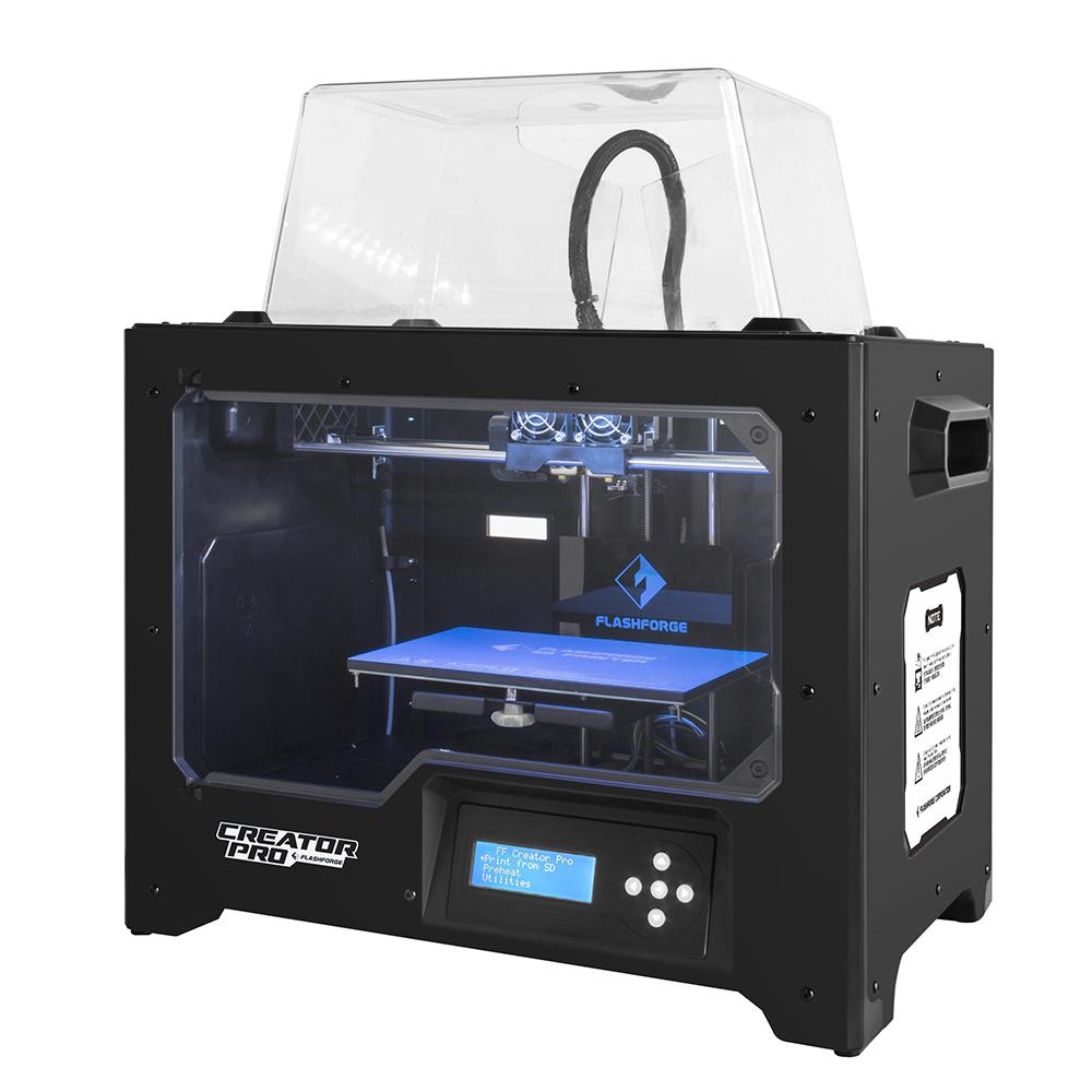 Flashforge Creator Pro 2016 3D-printer kopen bij 3D-printershop