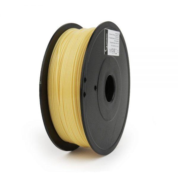 Geel PLA filament voor Flashforge 3D-printers