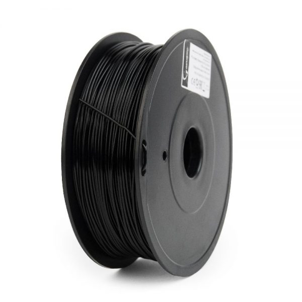 Zwart PLA filament voor Flashforge 3D-printers