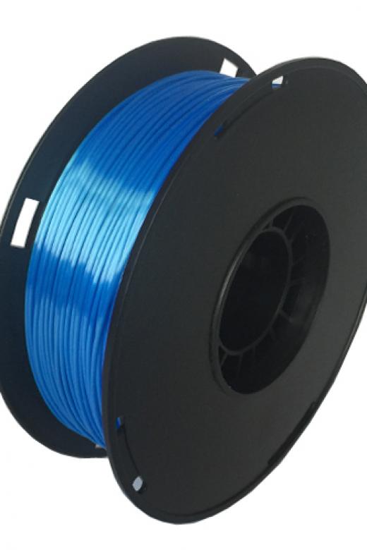 Polymeer Glossy silk filament voor 3D printers