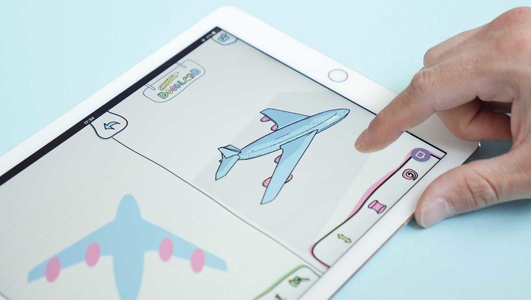 3D-printershop introduceert Doodle3D Transform app