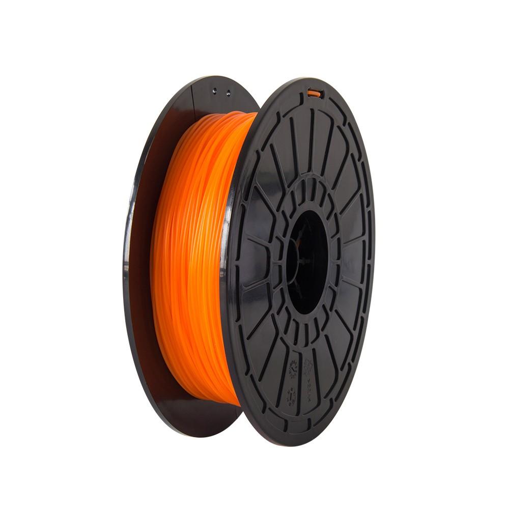 PLA filament voor Flashforge 3D-printers, 1.75 mm, Oranje, 0.6 kg