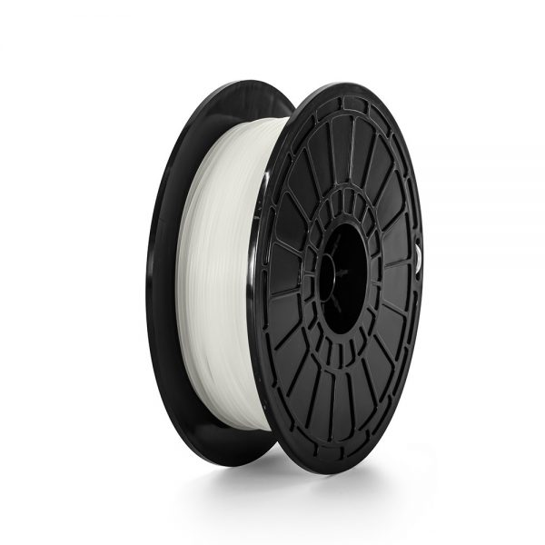 PLA filament voor Flashforge 3D-printers, 1.75 mm, Transparant, 0.6 kg