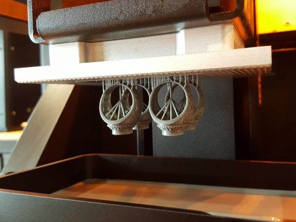 Flashforge Hunter 3D-print