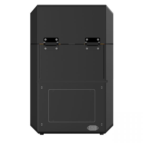 Flashforge Hunter DLP 3D-printer achterkant
