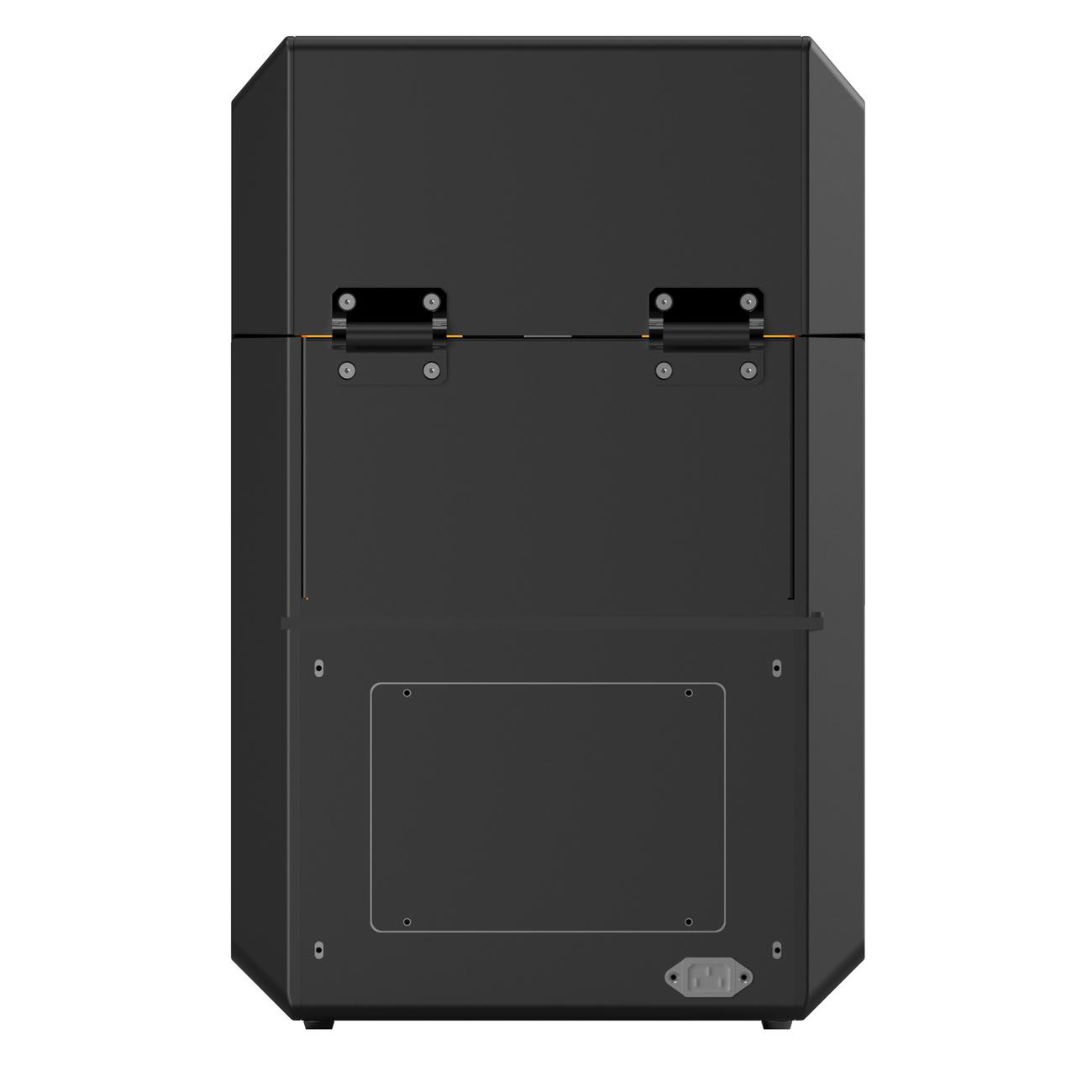 Flashforge Hunter DLP 3D-printer achterkant