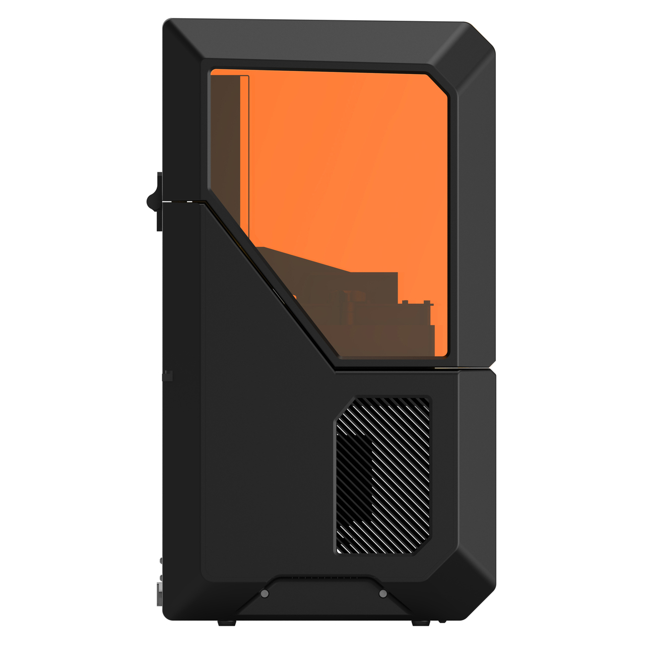 Flashforge Hunter DLP 3D-printer zijkant