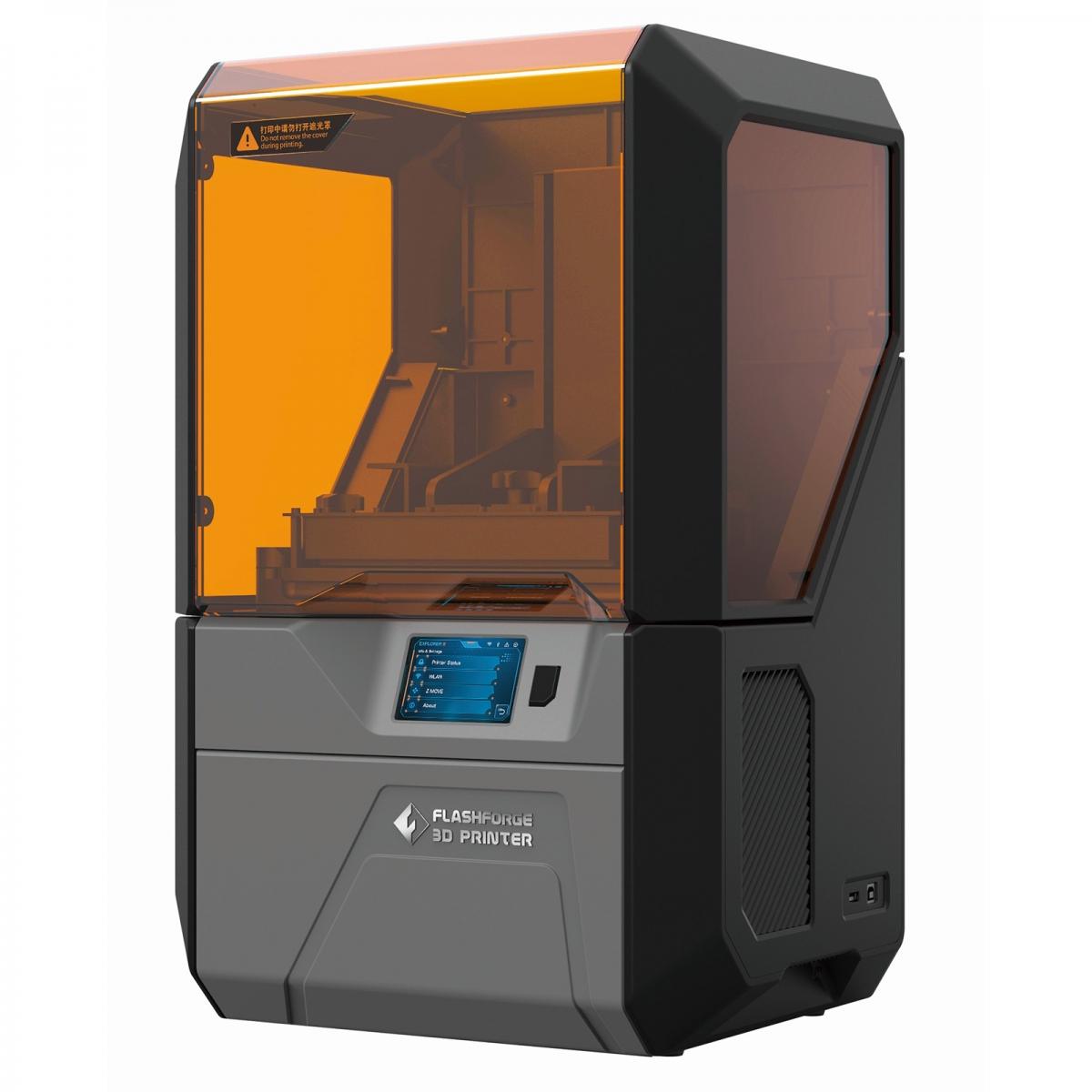 Goedkoop Flashforge Hunter DLP 3D-printer kopen