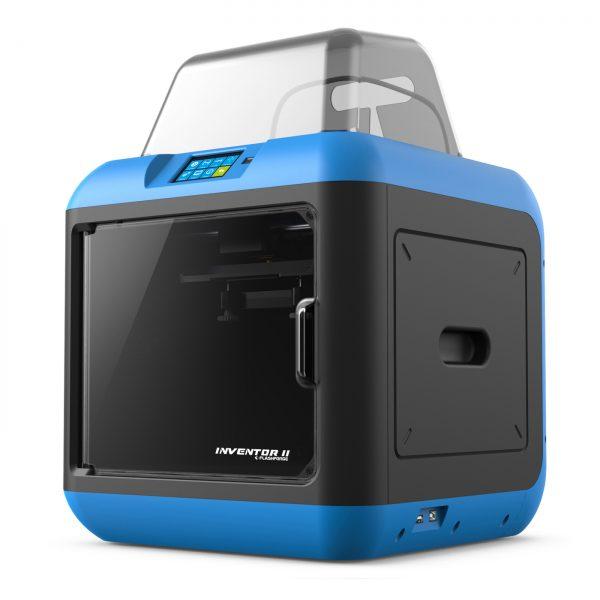 Goedkoop Flashforge Inventor 2 3D-printer kopen