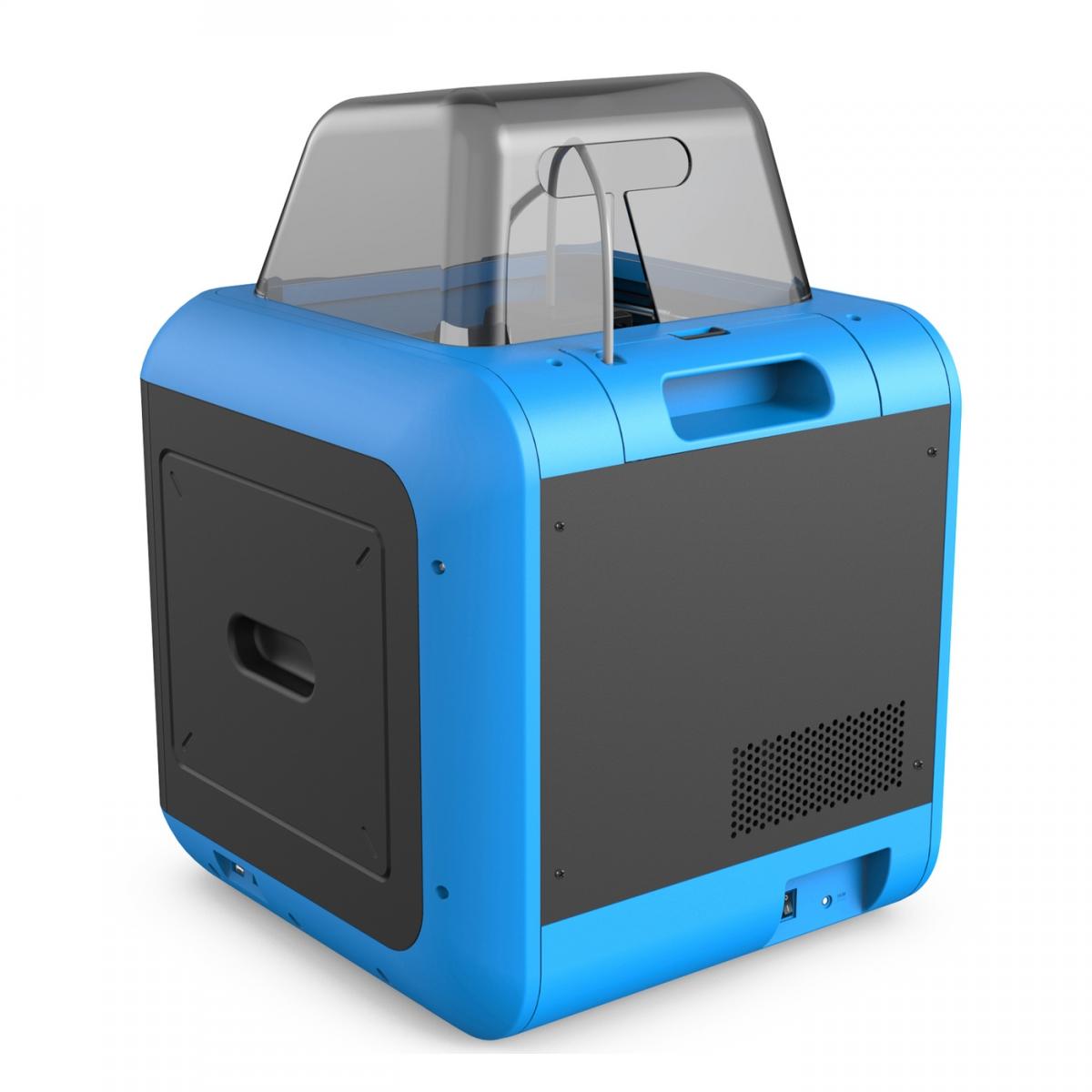 Goedkoop Flashforge Inventor 2 3D-printer bovenkant