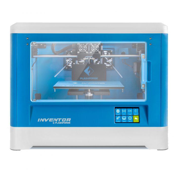 Goedkoop Flashforge Inventor 3D-printer kopen bij 3D-printershop