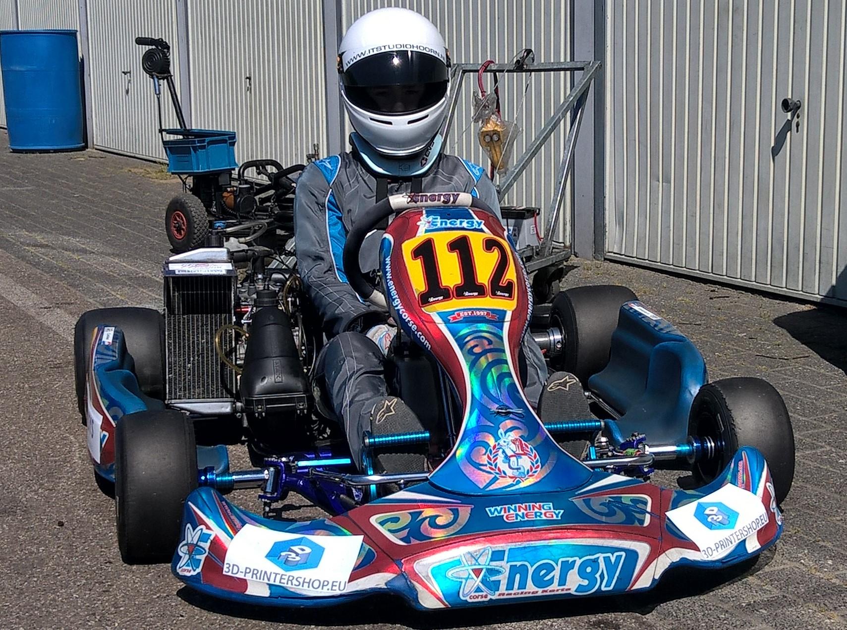 Calvin de Groot Karting