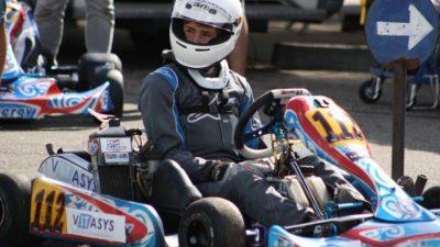 Calvin de Groot Nederlands Kampioen 125cc karting!