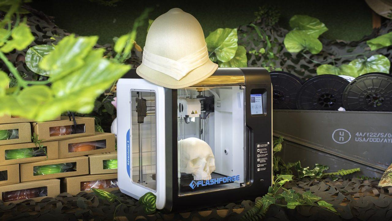 Goedkoop Flashforge Adventurer3 3D-printer kopen bij 3D-printershop