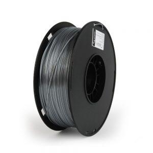PLA-PLUS filament zilver