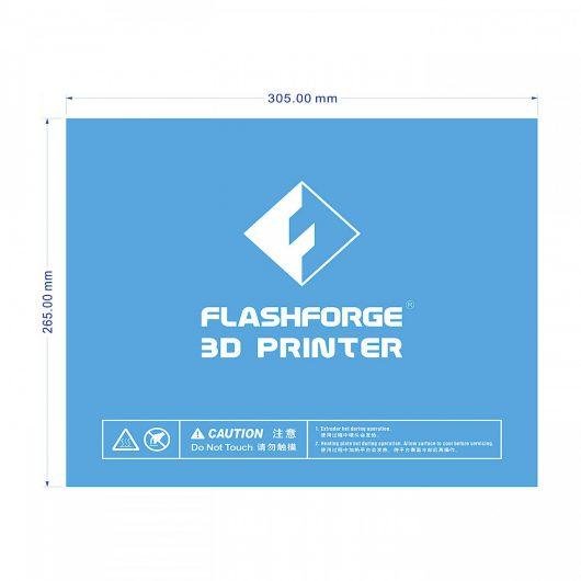 Flashforge Guider 2S sticker