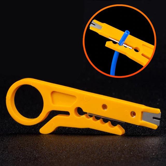 PTFE tube en filament knipper