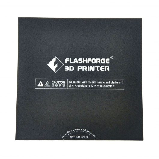 Build Surface Sheet Flashforge Adventurer 3 - 60.001170001