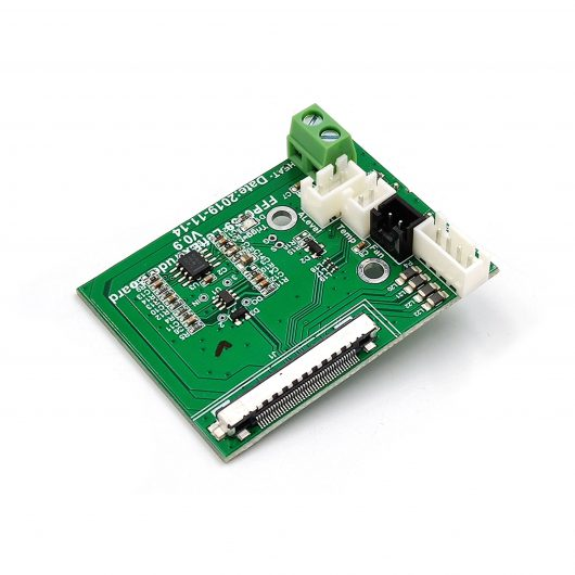 Left Extruder Board Flashforge Creator 3 - 30.001394002
