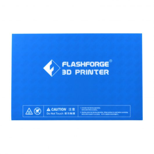 Build Surface Sheet Flashforge Creator Pro 2 - 60.002550001