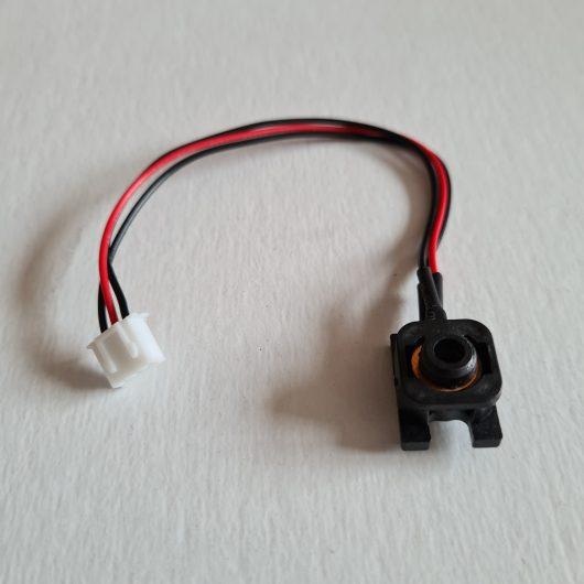 Extruder Piezoelectric Sensor Assembly Flashforge Creator 3 front