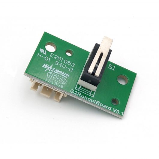 Filament Detector Board Flashforge Guider 2(S) front - 30.001163001