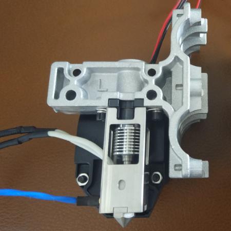 Left Extruder Assembly Flashforge Creator 3 - 20.001139001