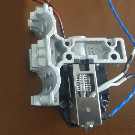 Right Extruder Assembly Flashforge Creator 3 - 20.001137001