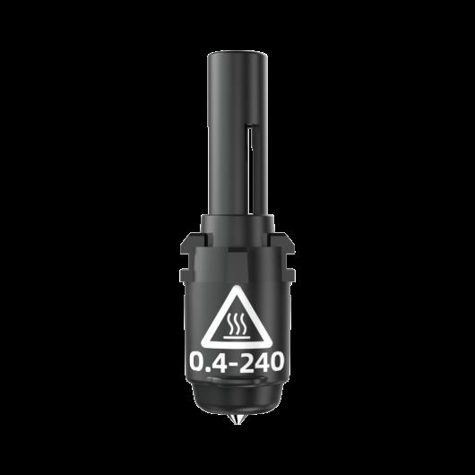 Nozzle Assembly 0.4 mm 240°C Flashforge Adventurer 3 & 4